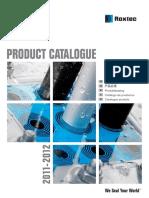 Roxtec Product Cat en CH de ES FR