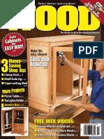Wood Magazine Issue #191