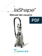 VelaShape Operator%27s Manual