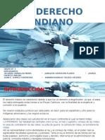 Derecho Indiano 2015 III