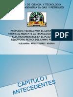 EL LEVANTAMIENTO ARTIFICIAL MEDIANTE LA TECNOLOGIA DE BOMBEO MECANICO EN EL POZO PJS-13H RESERVORIO PETACA DEL CAMPO PATUJUSAL.pdf
