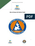 Atlas de Riesgos Del Estado de Puebla 2010