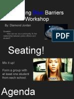 senior project presentation- diamond j