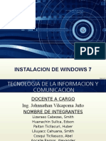 Trabajo de Computacion Windows