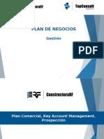 Plan Comercial de una empresa constructora