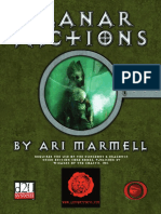 D20 - Planar Factions