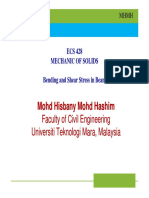 3. Chapter 3_Stresses & Deflections of Beams_Bending & Shear (1).pdf