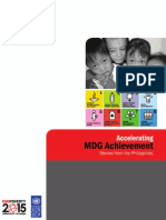 Accelerating MDG Achievement_Stories From the Philippines