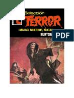 Hare Burton - Seleccion Terror 142 - Matad Muertos Matad
