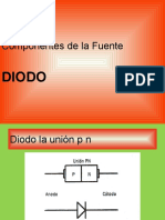 Modulo 5 Diodo