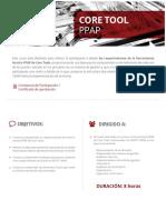 Curso Core Tools Ppap