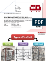Scaffold Fundamental