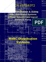 HVAC DistributionSystemsSizing
