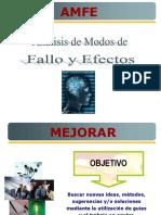 ANALISIS DE MODOS Y EFECTO DE FALLOS