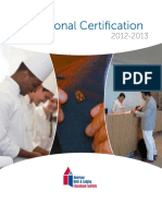 ProfessionalCertification Catalog