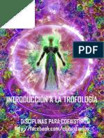 Introducción a La Trofología - Disciplinas Para Coexistir