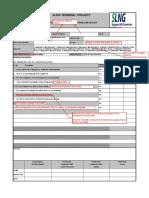 Fire Extinguisher Installation Check List