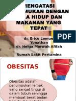 penyuluhan obesitas