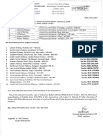 IB for Requalification of Cylinder Liners (3RV & 5RV)
