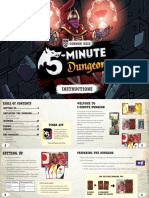 5-Minute Dungeon - Instructions