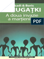 A.& B. Strugatki - A Doua Invazie a Martienilor #1.0