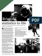 bring statistics to life