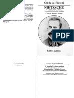 Guide Ai Filosofi Nietzsche a Cura Di Maurizio Ferraris