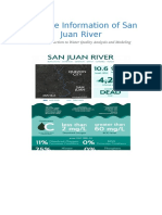 Baseline Information of San Juan River