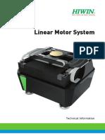 HIWIN Linear Motors