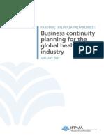 IFPMABusinessContPlanningHCIndustryJan2007.pdf