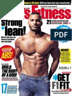 Mens Fitness UK July-2017