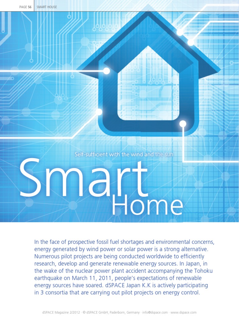 Smart House Gmbh smart house gmbh sfz march number product of the year
