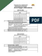 Cronograma Para Docentes(1)