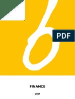 2017 Finance