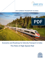 Role of High Speed Rail Final
