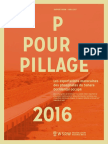 P pour Pillage - 2016