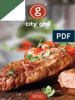 Meniu City Grill