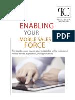 Enabling Your Mobile Sales Force v6