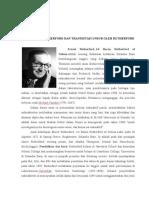 Teori Atom Rutherford Dan Transmutasi Unsur Oleh Rutherford