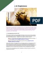 Repentance & Forgiveness