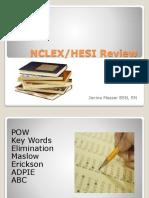 NCLEX Review Examplefinal