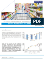 Sector Perspective for March 2017 Fmcg Sector