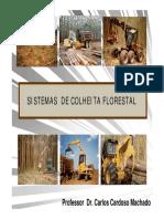 2. Sistemas de Colheita Florestal