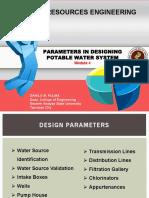 4. Parameters in Designing WSS