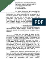 Notificação Fora Do Prazo,2008.