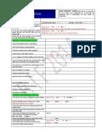 Basic Information Form (BIF)