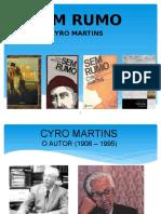 Sem Rumo - Cyro Martins