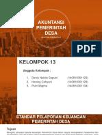 Akuntansi Pemerintah Desa