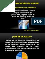 1ra Clase Humanización