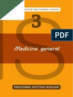 Medicina general en el trastorno afectivo bipolar.